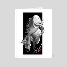 Elysian Mermaid - Art Card by Victoria Jeon