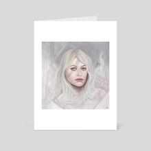 Frost - Art Card by Derrick Villalpando