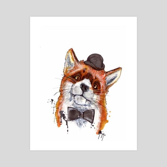 Mr Fox by Gareth Penney