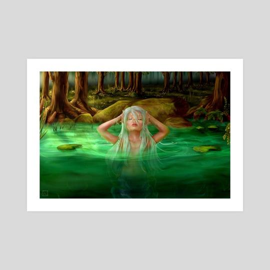 Mermay Mermaid (2018) by Aaryanna C.