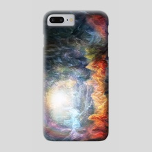Crystal Cave - Phone Case by Louis Dyer