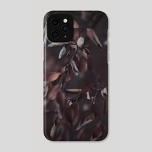 Autumn branches - Phone Case by Irina Volkova
