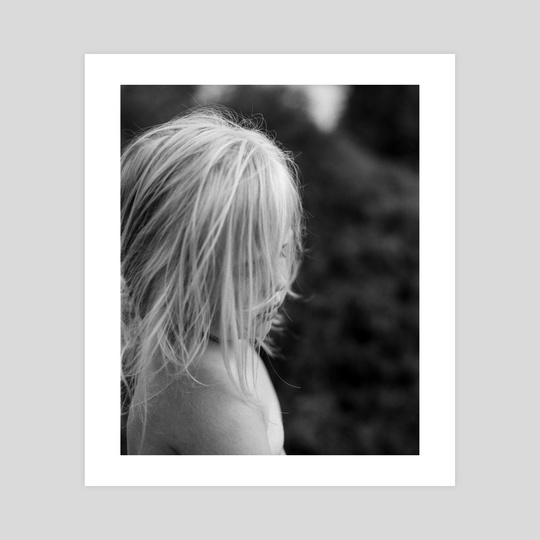 Blonde by Sjoerd Spendel