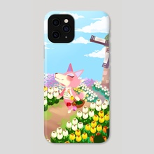 Freya - Phone Case by Mocha V