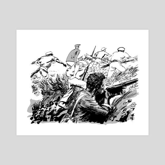 Lincoln's Brigade by Matt Rota