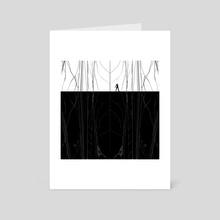 Les Atlantes (107) - Art Card by Lan Prima