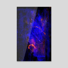 STP Screen Transfer Process - 0125 - The Gift of Inward 3 - Acrylic by Wetdryvac WDV