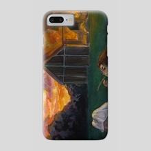 Heat - Phone Case by Bella Q