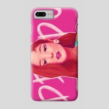 Black Pink : Jennie - Phone Case by T A Z 🌈