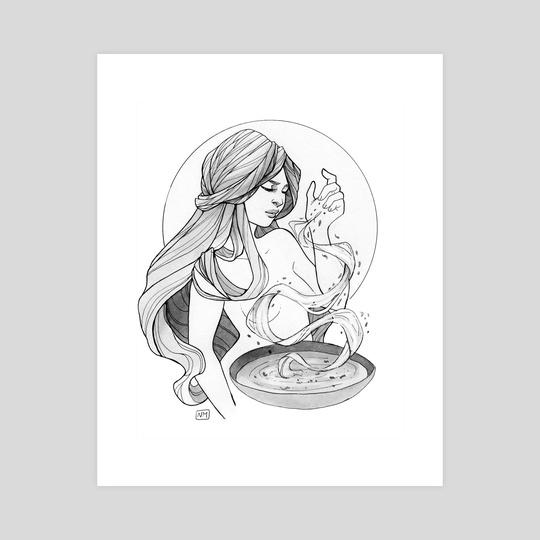 Lady Numinous by Nakita Melo