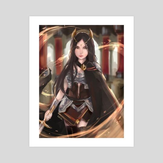 Avatar - Firelord Azula by Koori