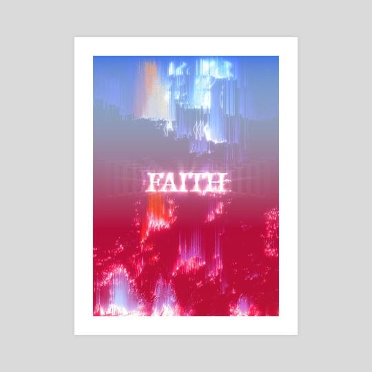 Faith 2 by 1X NewArt