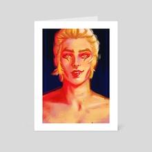 Lucio - Art Card by Harpy