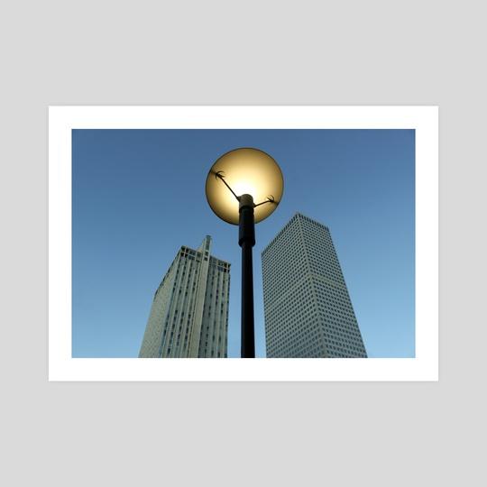 Giant Lamp by Sara Trejo