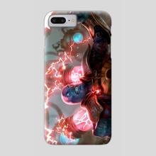 Boltsplicer Mage - Phone Case by Svetlin Velinov