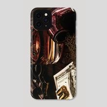 Wild West - Phone Case by J.Bello Studio