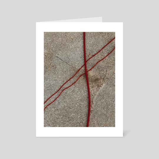 Wires #2 by JC Vogt