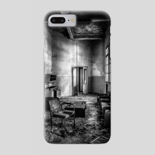 This is the way, step inside III - Phone Case by Traven Milovich