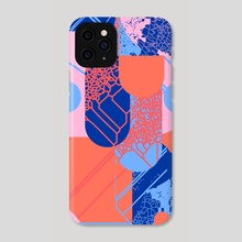 abstract background - Phone Case by wudufu
