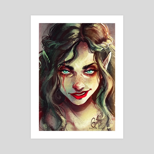Poisoned by Gretel Lusky