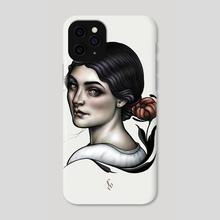 Cloris - Phone Case by Luis Olivares 𝕽.