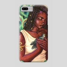Hera's Compassion - Phone Case by Christy Tortland