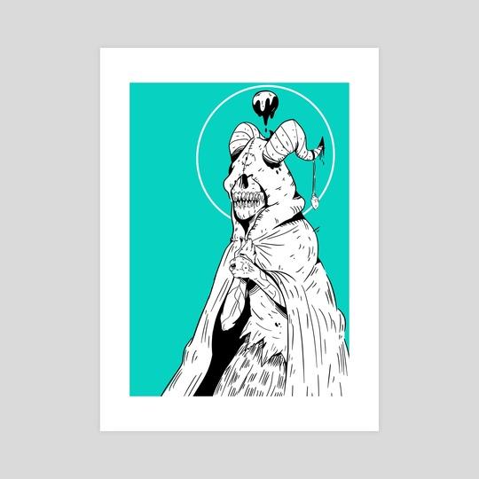 God of Death by Gabriel Godoy Demarchi