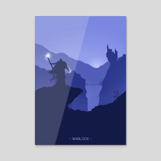Warlock by Mariacristina Gugliotta