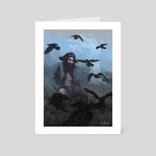 Vinculus - Art Card by Ana  Varela