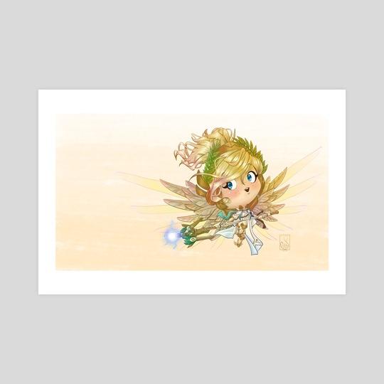 Mercy Main by   Swink