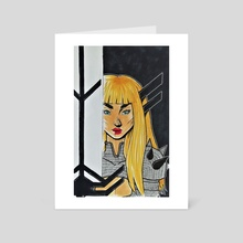 Magik - Art Card by Nilla Skaalu