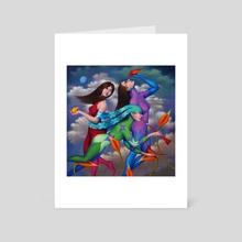 Encanto - Art Card by Jose De la Barra