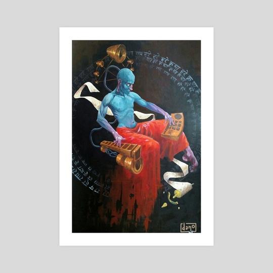 Dijay Mantra by Dan Lamy
