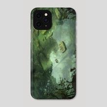 The Silent River - Phone Case by Arturo Gutierrez