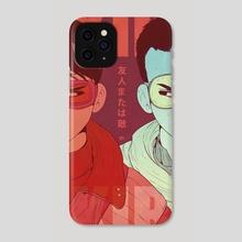 Akira - Phone Case by Lucas Mendonça