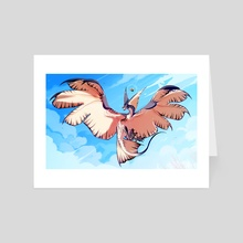 Sky Princess [Legiana] - Art Card by Windy
