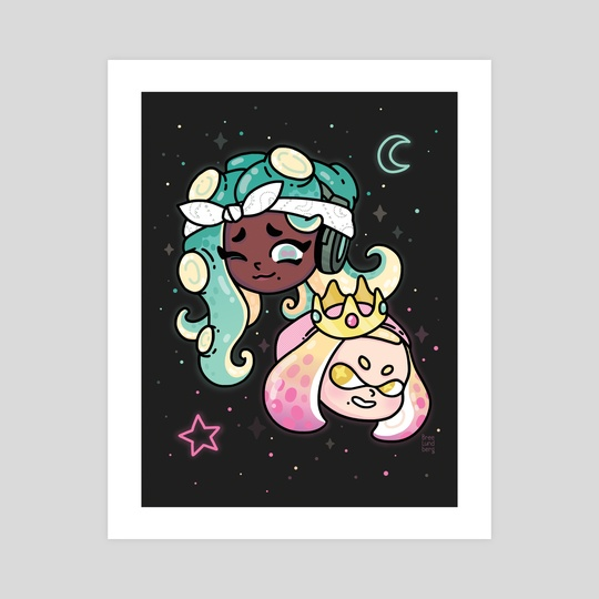 Marina & Pearl by Bree Lundberg