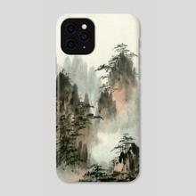 Landscape - 63 - Phone Case by River Han