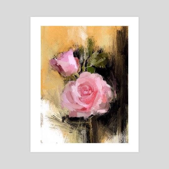 Black Rose by Samsudin Ismail