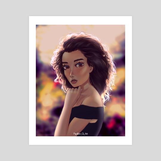Portrait 01 by Giuseppe Tedesco