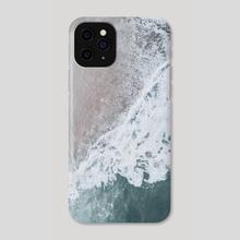 Seafoam - Phone Case by Hanna Lang