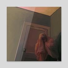 Ghost  - Acrylic by Enoch
