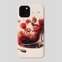 Serene Oblivion - Phone Case by Enkel Dika