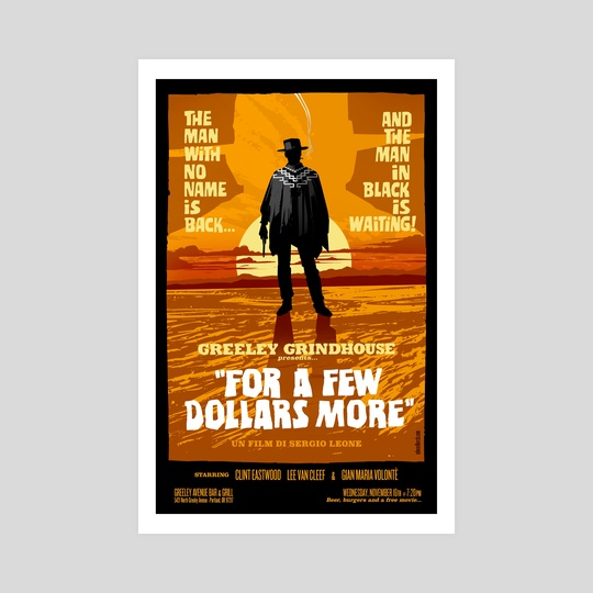 For a Few Dollars More by Ed Kersh