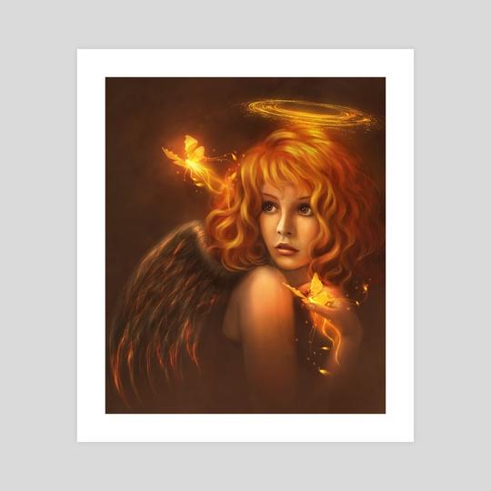 Fire Angel by Incantata Gallery
