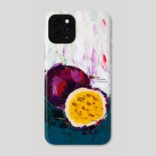 Passion of the Fruit - Phone Case by Eric Buchmann