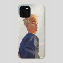 iKON Donghyuk - Phone Case by milkyopi
