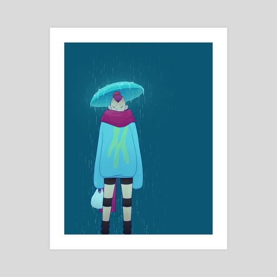 Rainy Days by Sidney Elliott