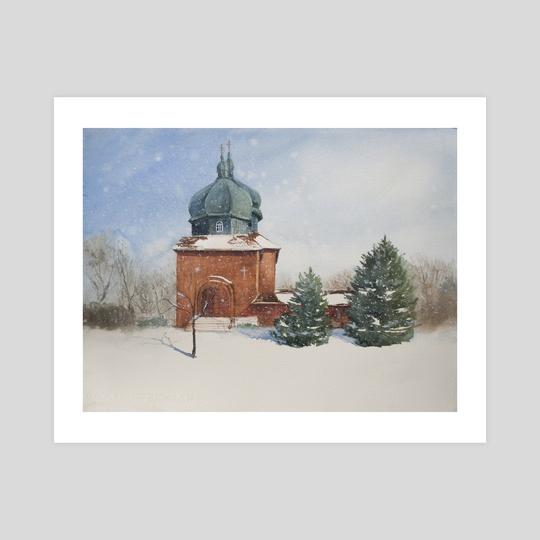 Church by Yulia Balobanova