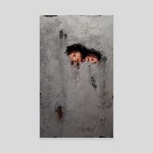 Eastern Bloc - Canvas by Drago PXRN
